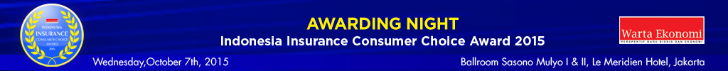 Awarding Night - Indonesia Insurance Consumer Choice Award 2015