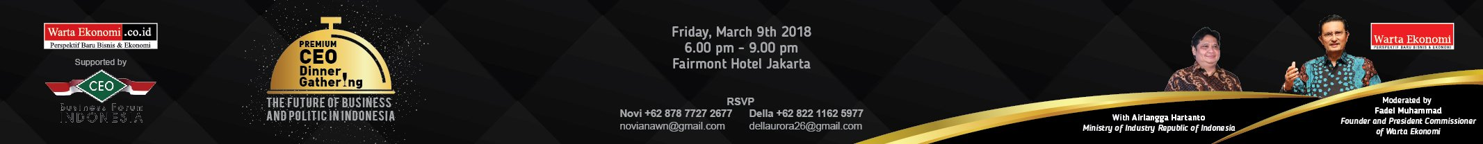 Dinner CEO Revisi