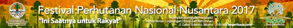 Festival Perhutanan Nasional 2017